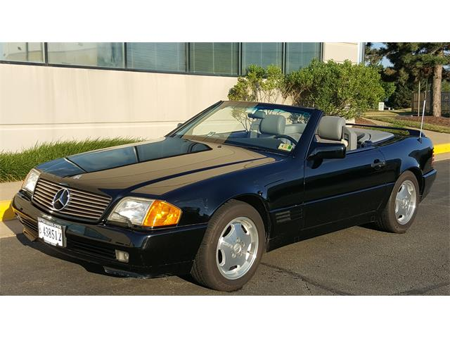 Picture of '92 SL500 - O6QF