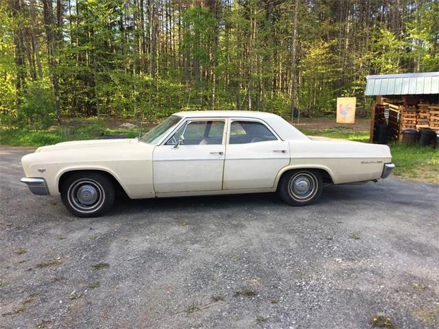 Picture of Classic 1966 Bel Air located in Vermont Offered by a Private Seller - O6QI