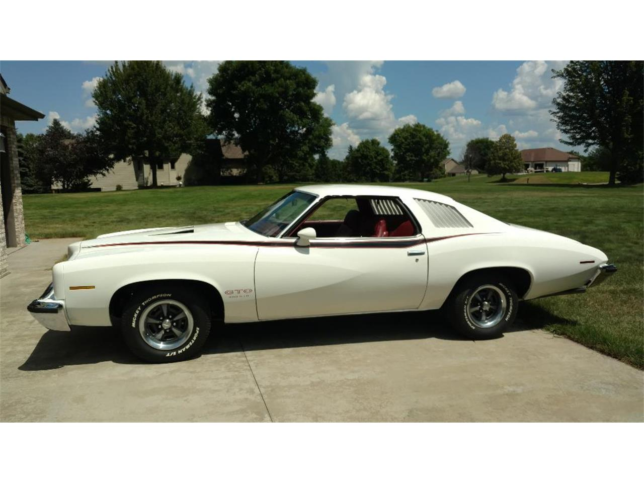 Large Picture of 1973 Pontiac GTO - O6R2