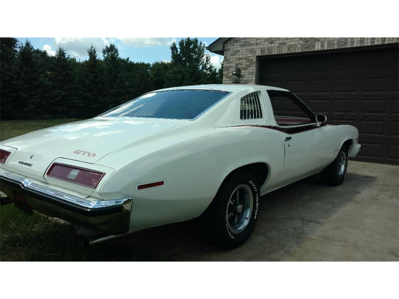 Large Picture of Classic '73 Pontiac GTO - $18,900.00 Offered by a Private Seller - O6R2