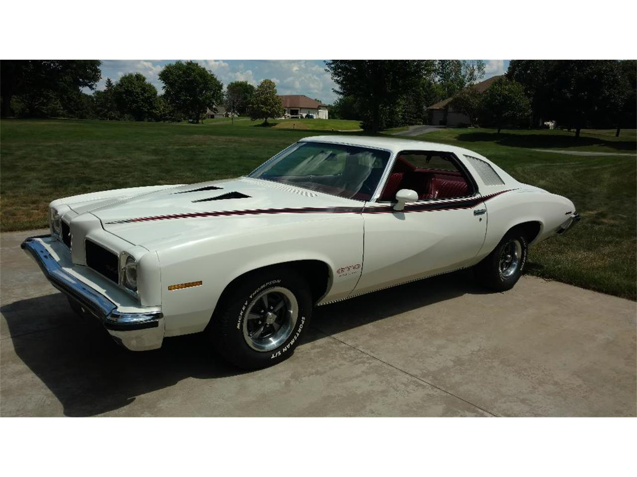 Large Picture of 1973 Pontiac GTO located in Rogers Minnesota Offered by a Private Seller - O6R2