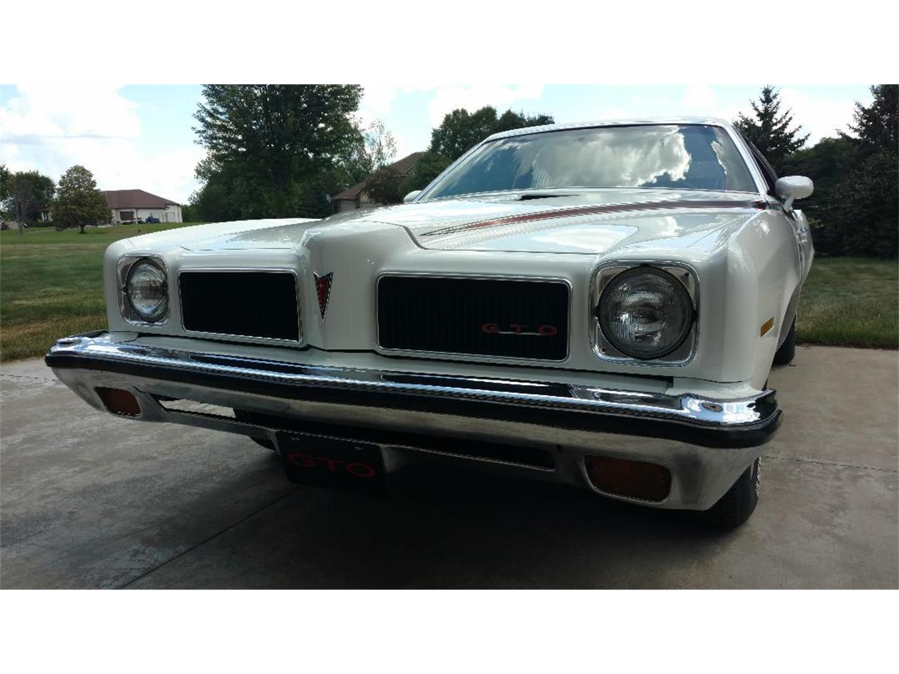 Large Picture of 1973 GTO located in Minnesota Offered by a Private Seller - O6R2