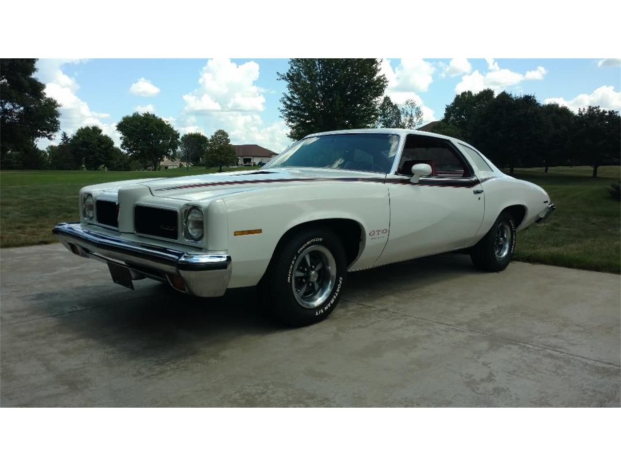 Large Picture of '73 GTO - $18,900.00 Offered by a Private Seller - O6R2