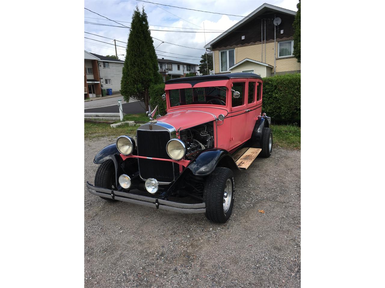 Large Picture of Classic '28 Antique located in Jonquiere Quebec Offered by a Private Seller - O6R4