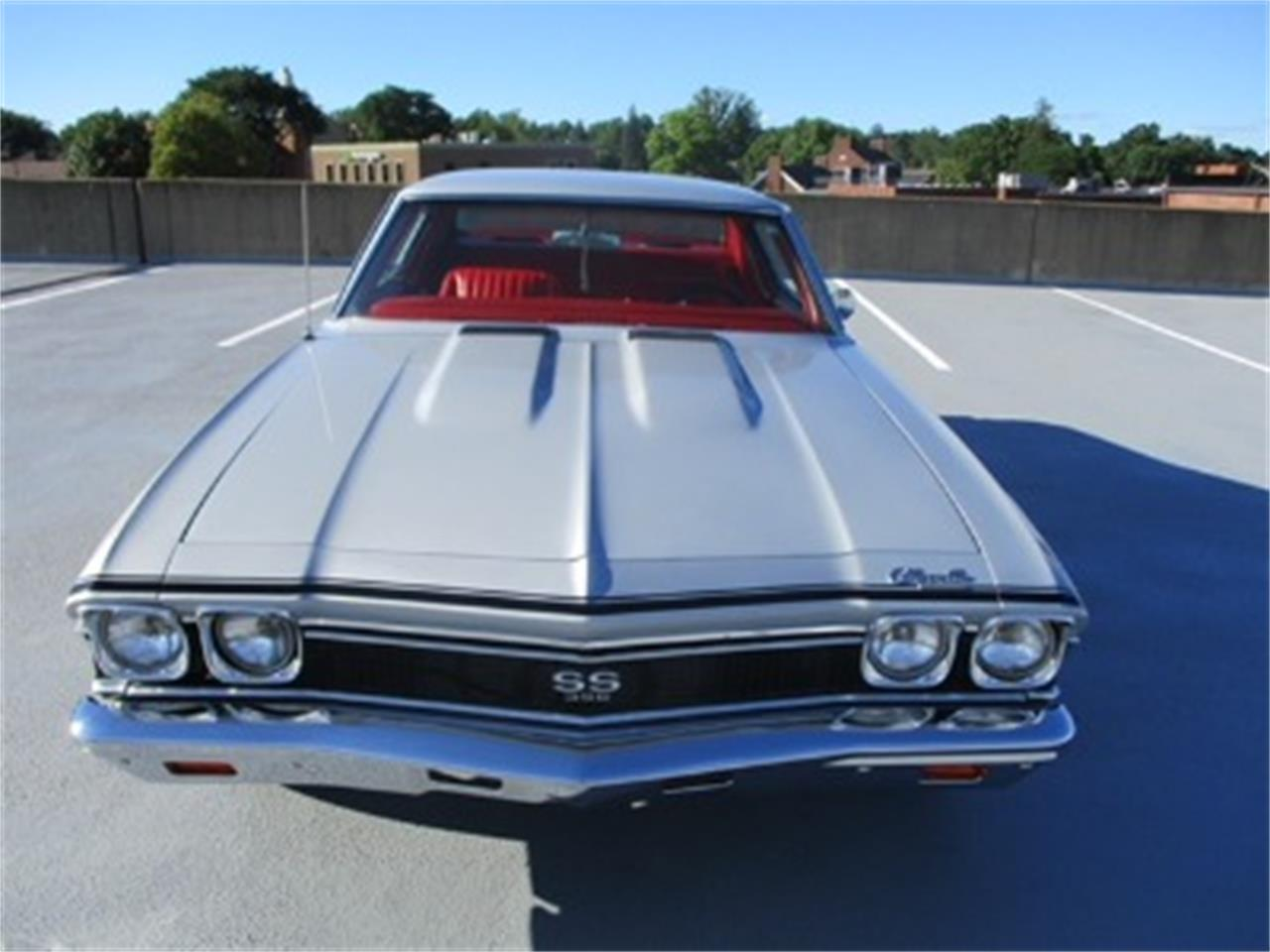 Large Picture of '68 Chevelle - O6RE