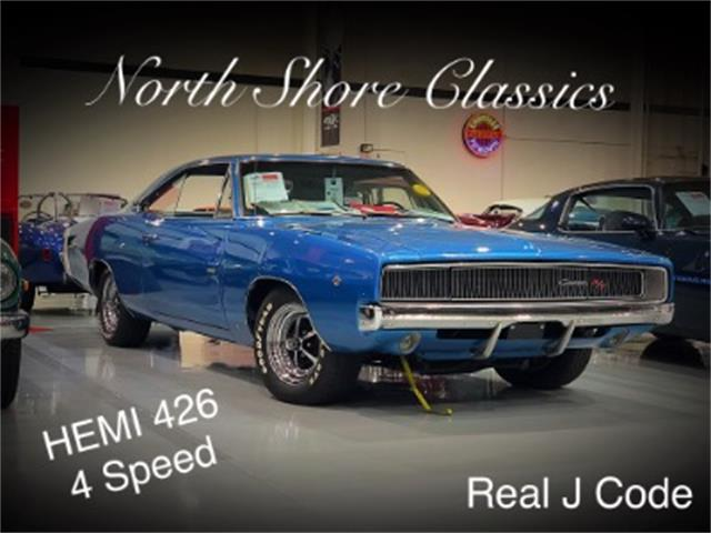 Picture of '68 Charger - O6RG