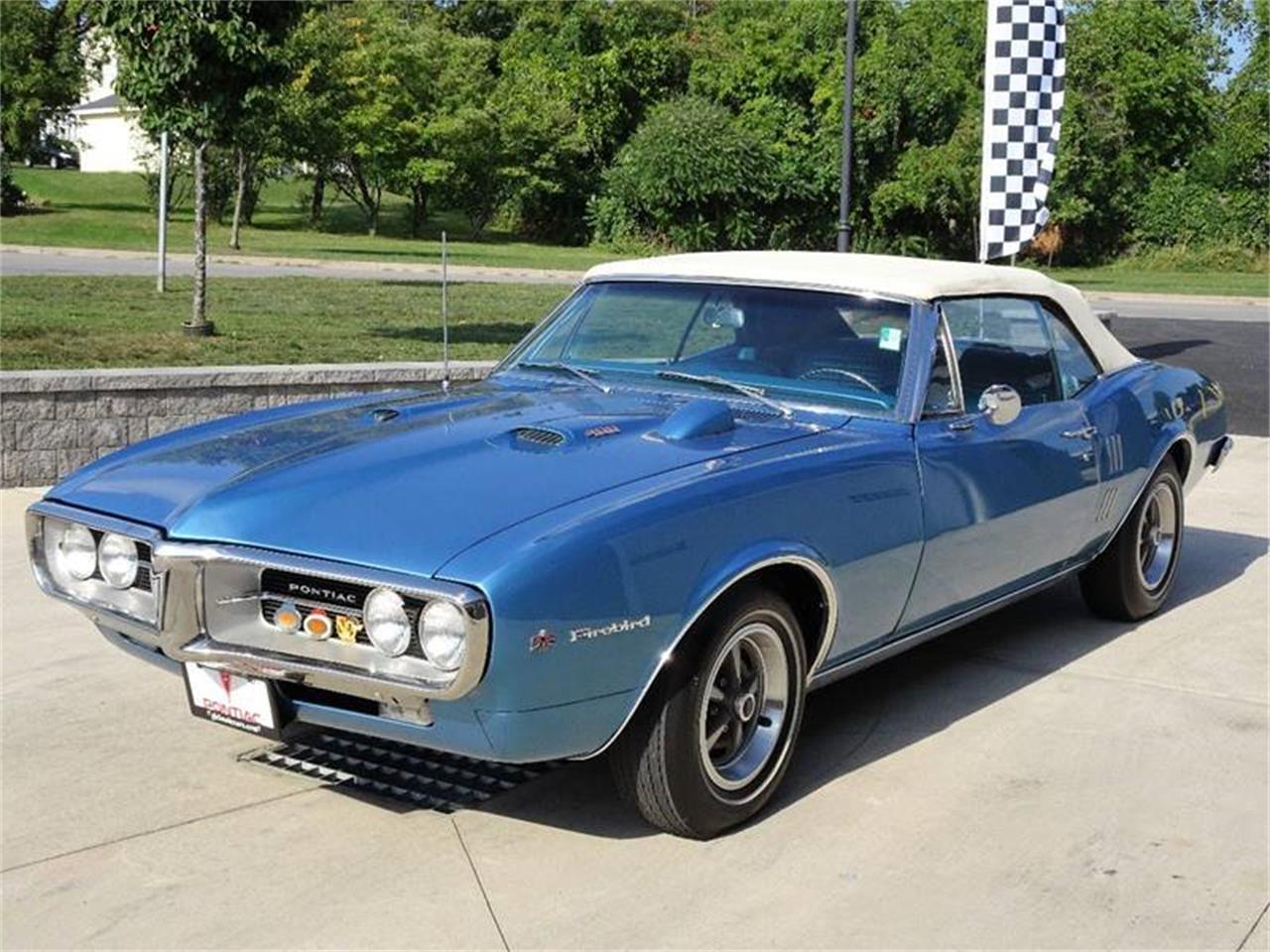 For Sale: 1967 Pontiac Firebird in Hilton, New York