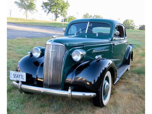 Picture of '37 Coupe located in Dayton Ohio - O6S3