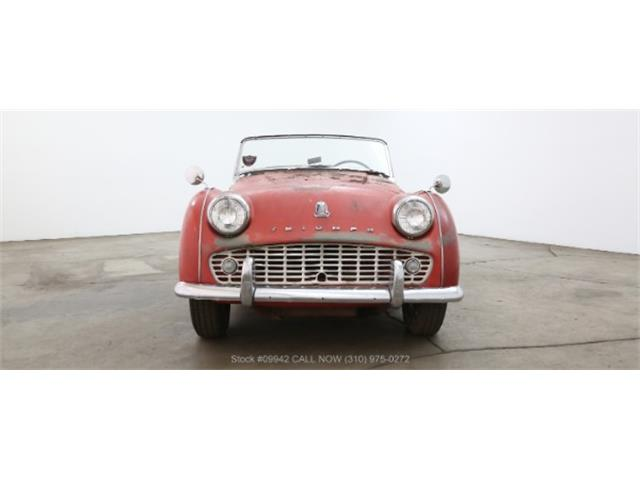 Picture of '58 TR3 - O6SC