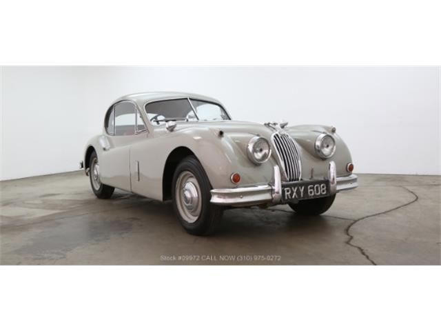 1955 jaguar xk140 value