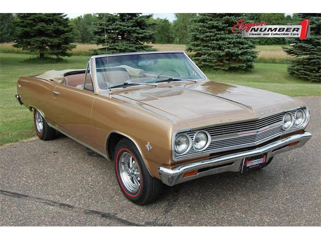 Picture of '65 Chevelle - O6SG