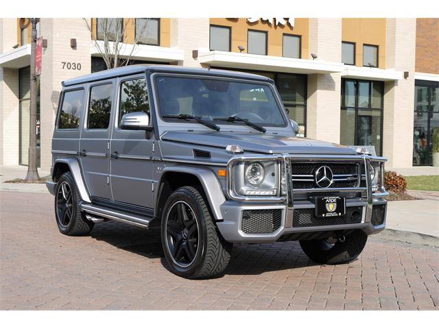 Picture of '16 Mercedes-Benz G-Class Offered by  - O6SH