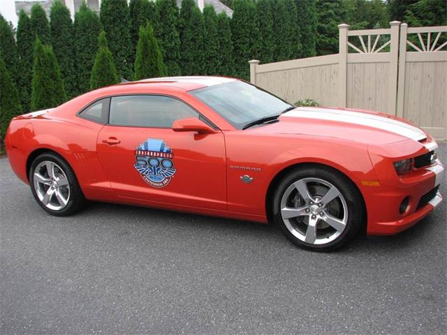 Picture of '10 Camaro - O6SO