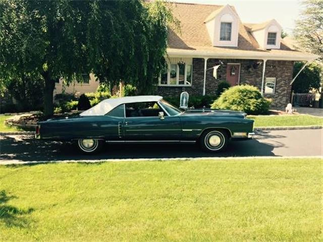 Picture of Classic 1971 Cadillac Eldorado located in Cadillac Michigan Offered by  - O0UX