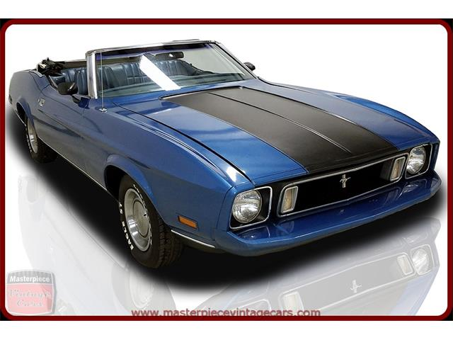 Picture of '73 Mustang - O6TJ