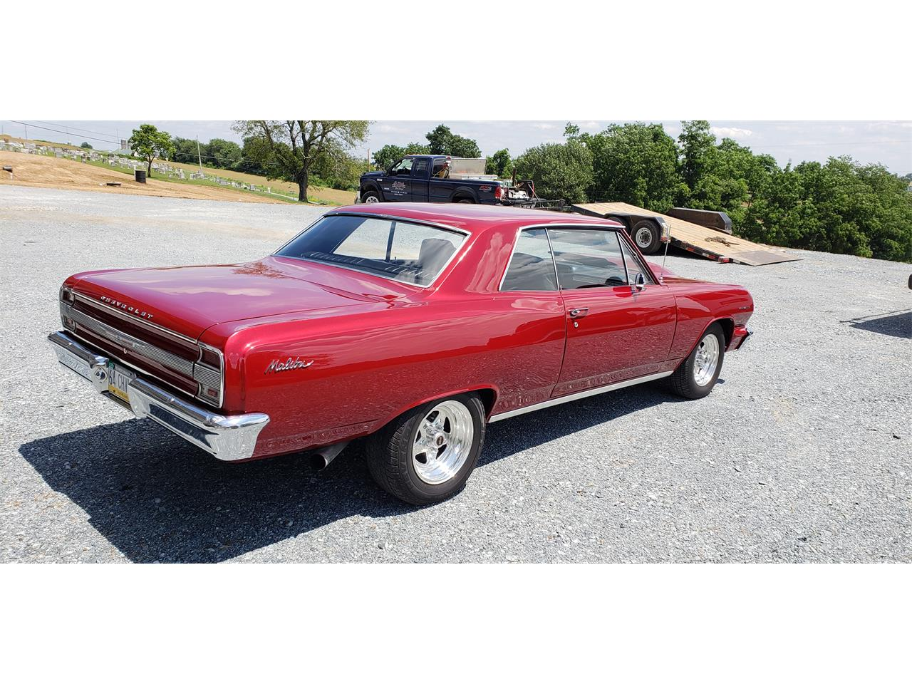 Large Picture of '64 Chevelle - O6TN