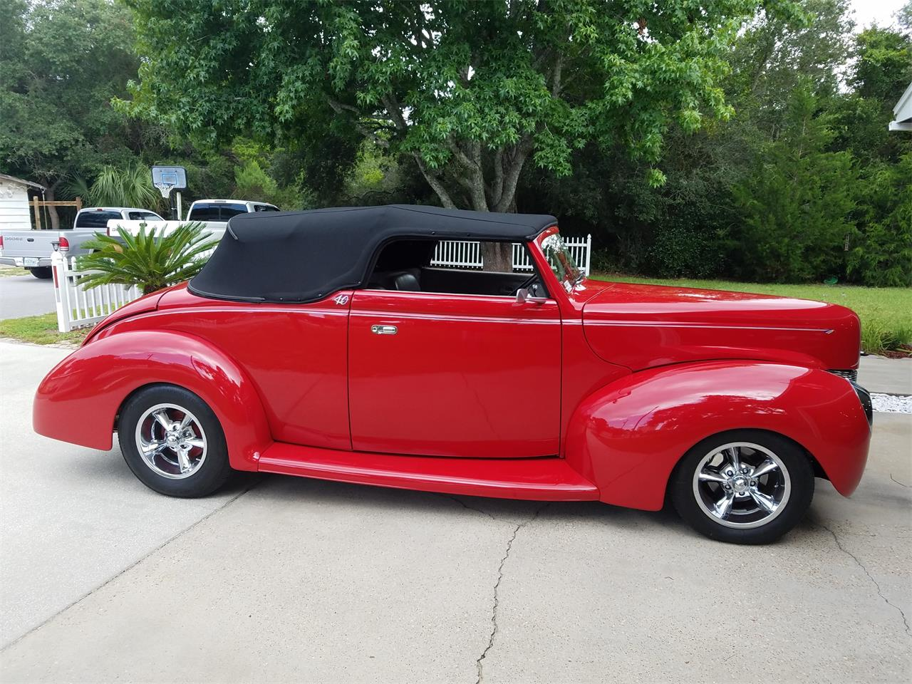 For Sale: 1940 Ford Convertible in Panama City Beach, Florida