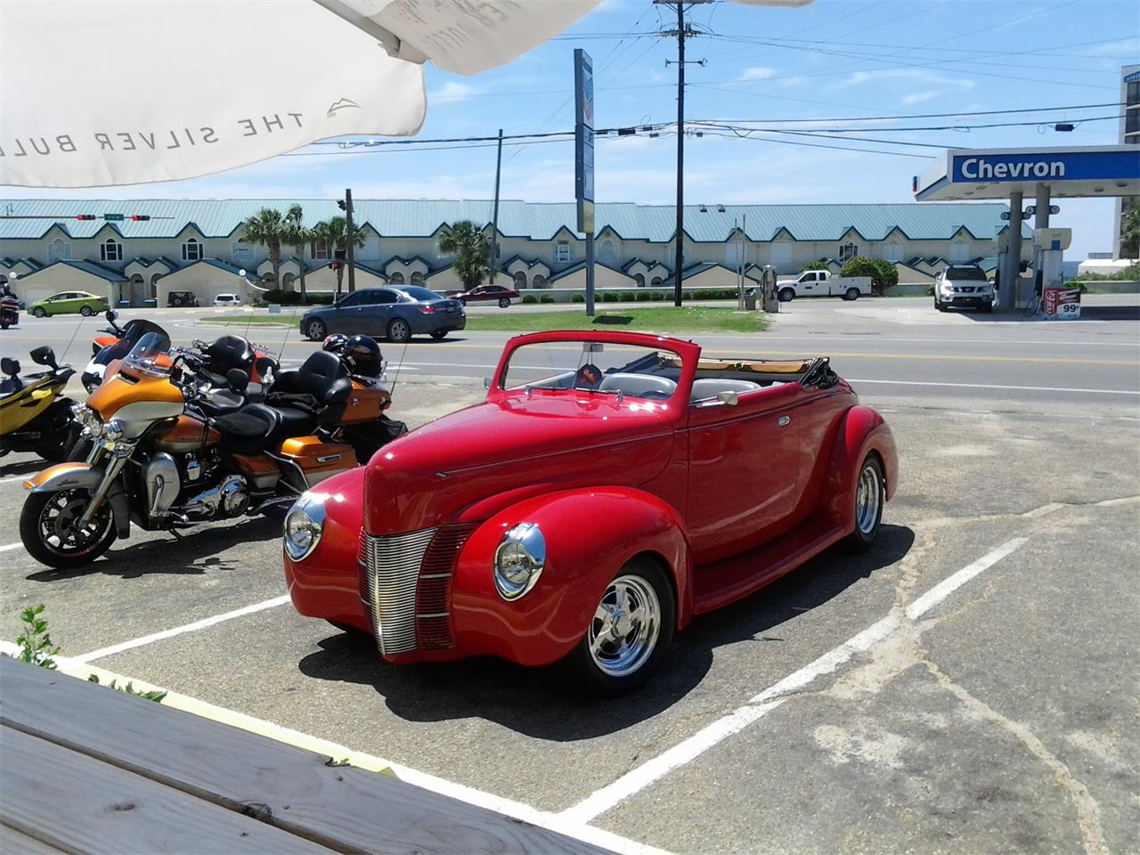 Large Picture of '40 Convertible - O6UM