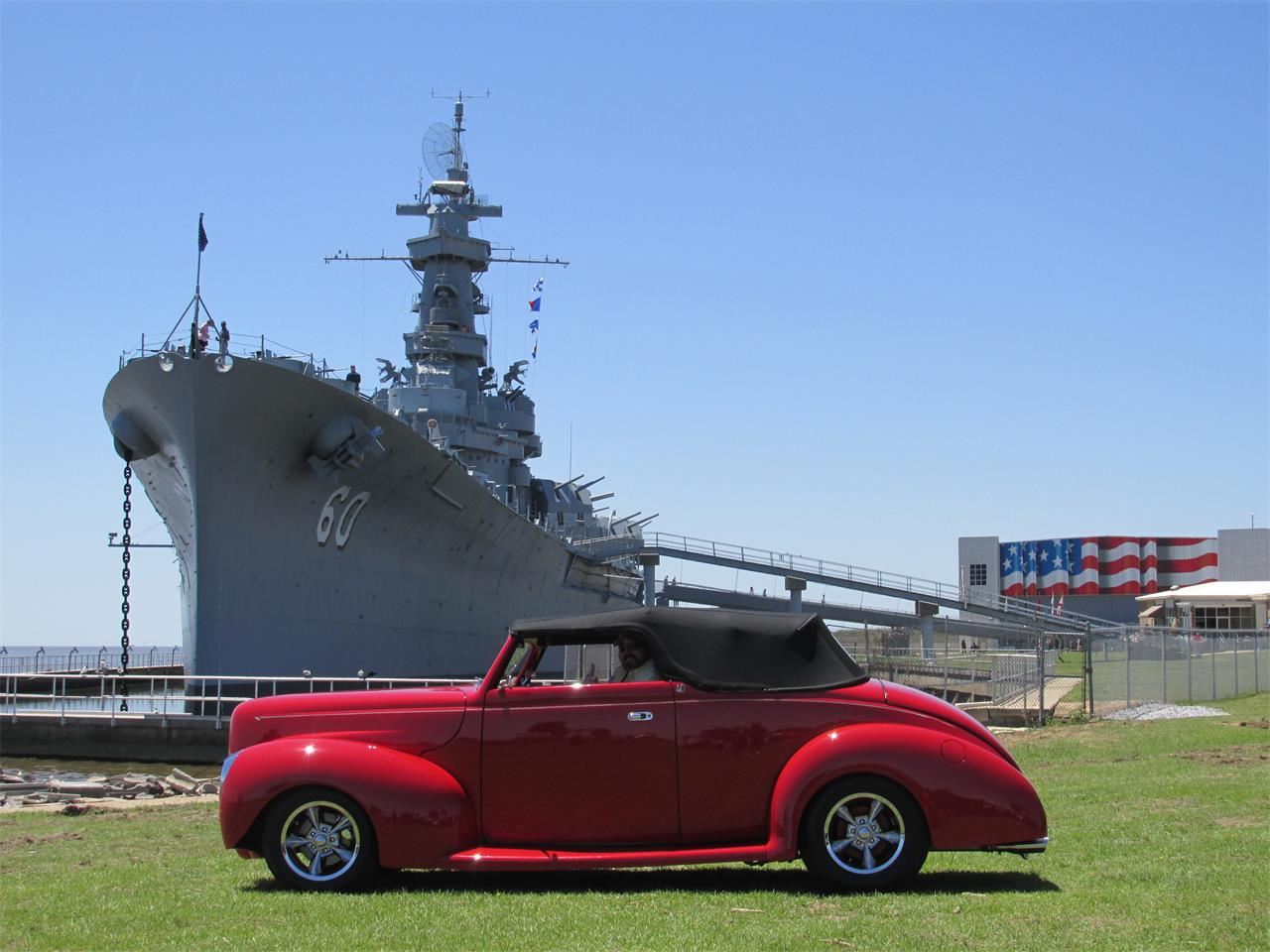 Large Picture of 1940 Convertible located in Panama City Beach Florida - $40,500.00 - O6UM