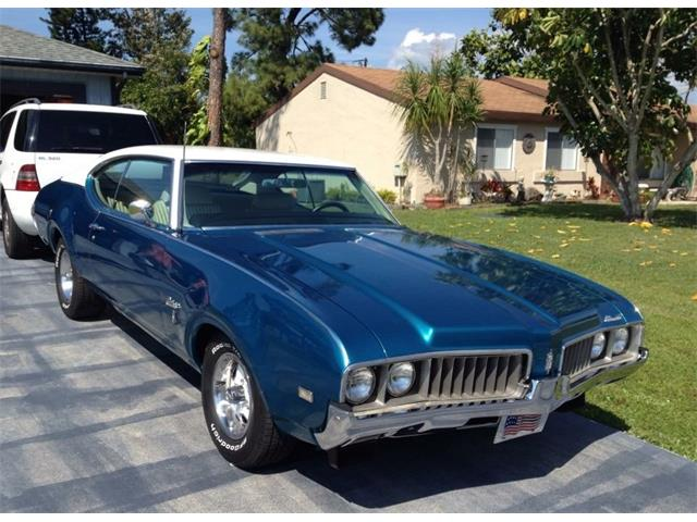 Picture of '69 Cutlass - O6V1