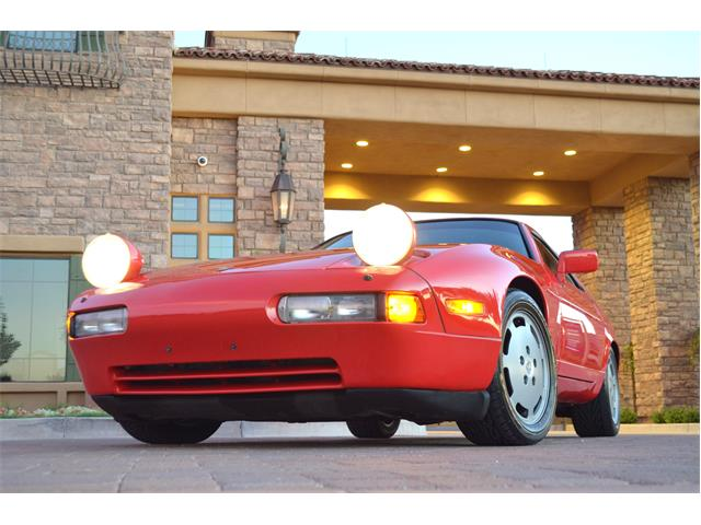 Picture of 1988 928S4 Coupe located in Arizona - $33,995.00 Offered by  - O6V5