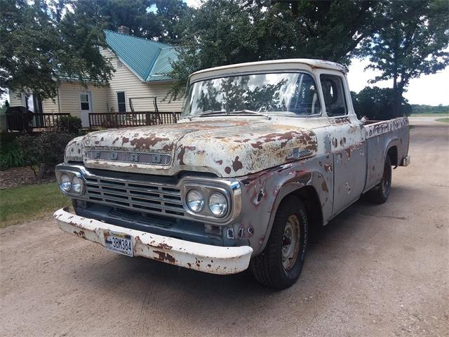 Picture of '59 F100 - O6VX