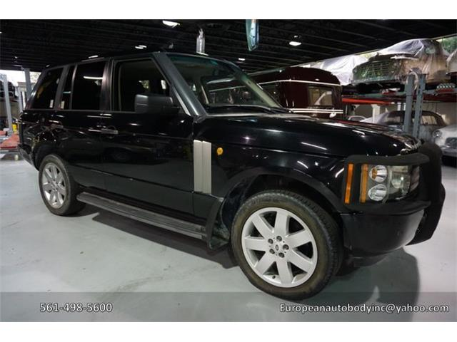 Picture of 2005 Land Rover Range Rover - $8,900.00 Offered by  - O6VZ
