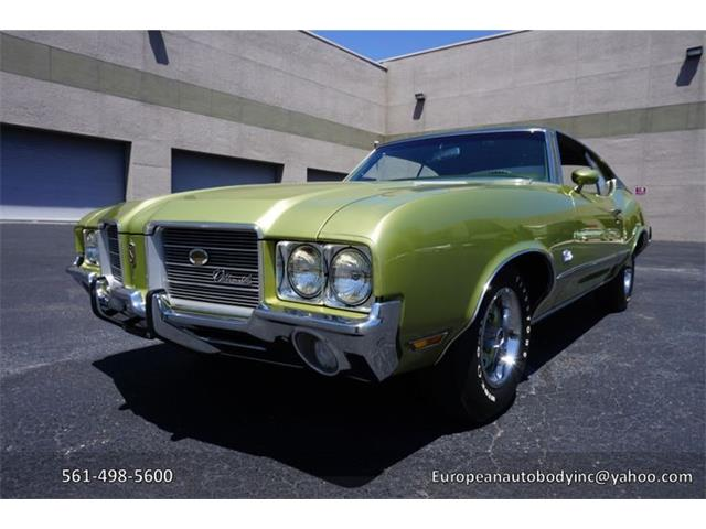 Picture of '71 Cutlass - O6W0