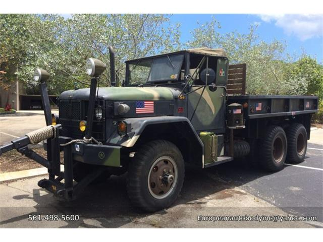 Picture of Classic '66 Kaiser Army Truck - $18,000.00 Offered by  - O6W1