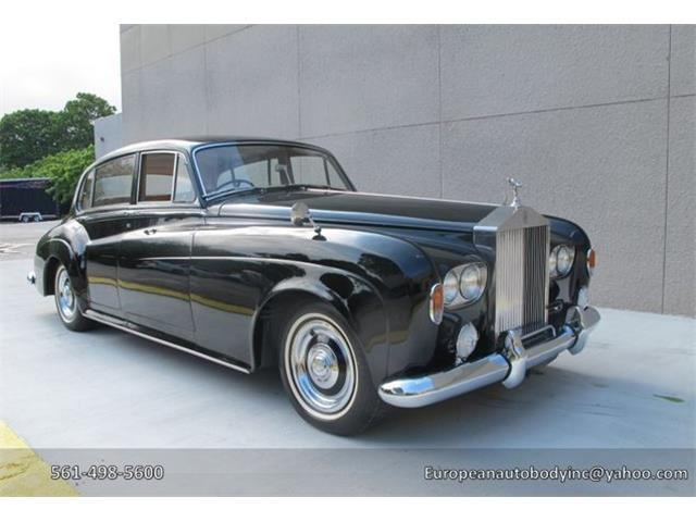 Picture of '63 Silver Cloud III - O6W2
