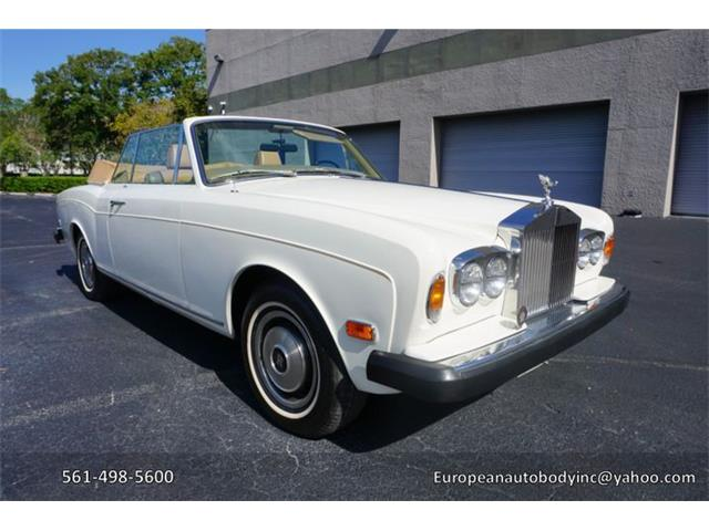 Picture of '74 Rolls-Royce Corniche III Offered by  - O6W6