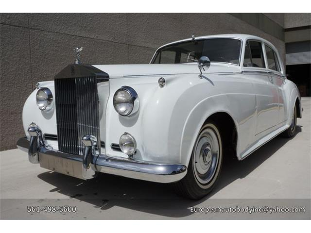 Picture of '57 Silver Cloud - O6W7