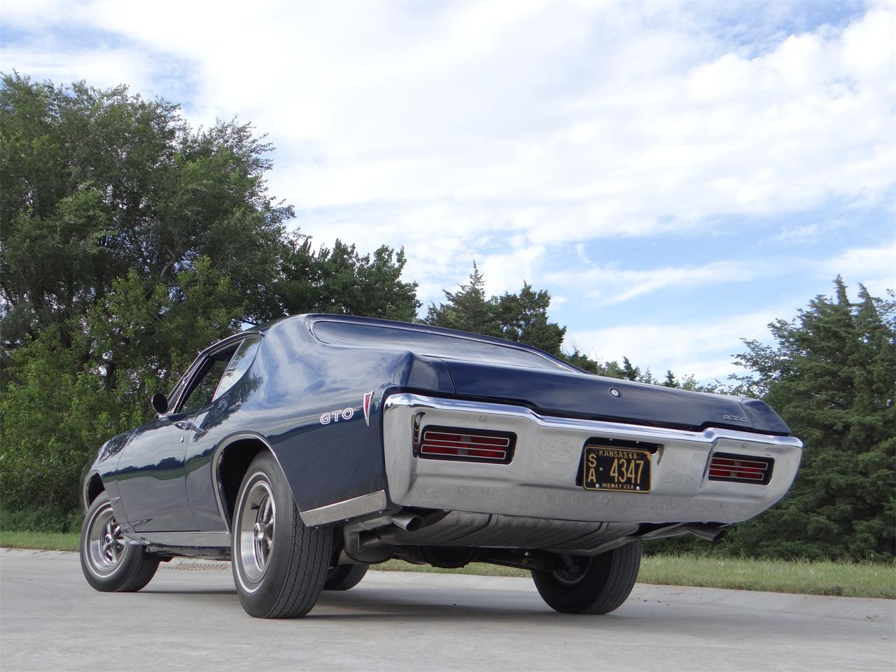 Large Picture of '68 GTO - O6WA