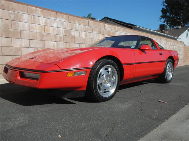 Picture of '90 Corvette ZR1 - O6WH