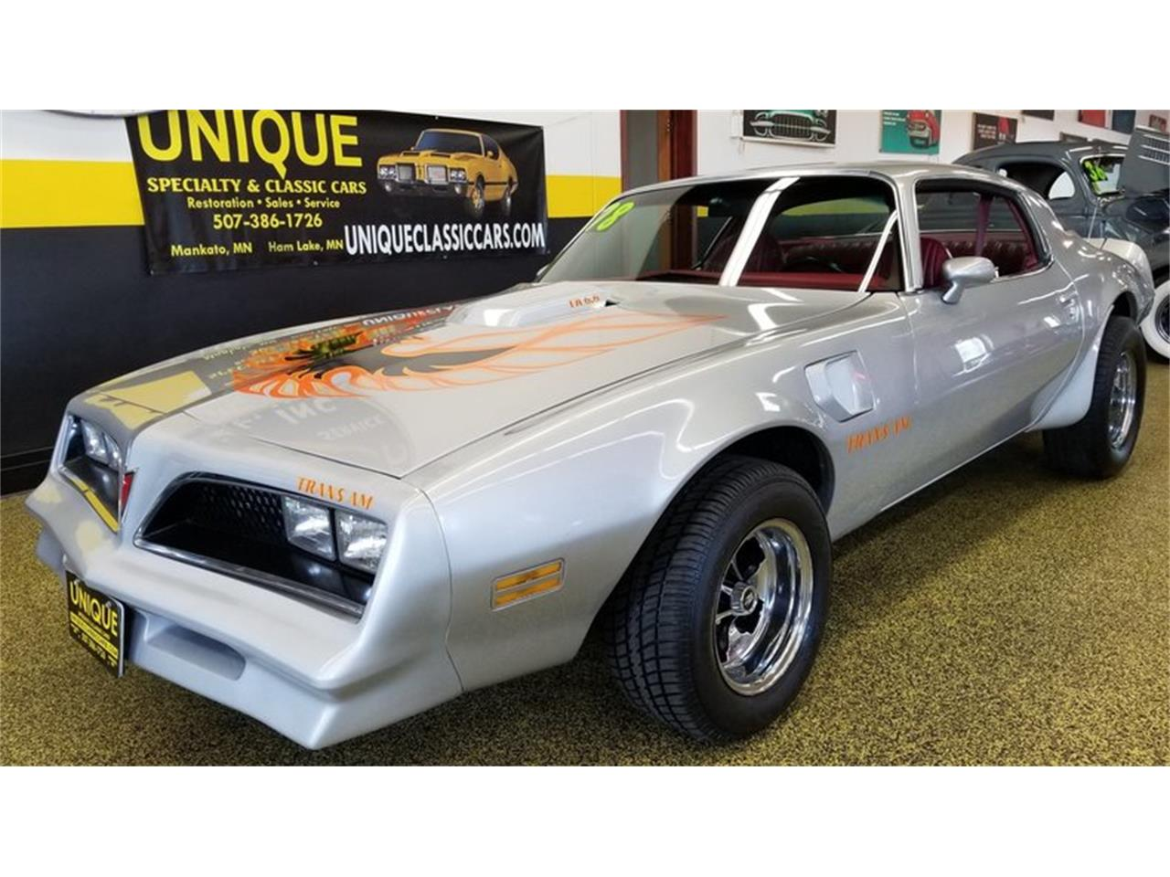 Picture of '78 Firebird - O6XK