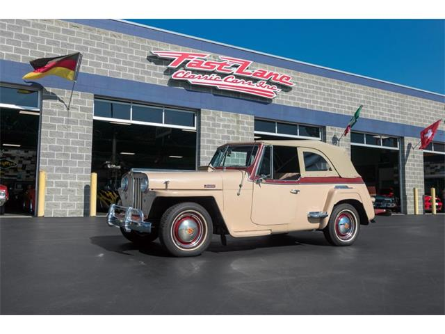 Picture of '49 Jeepster - O6XN
