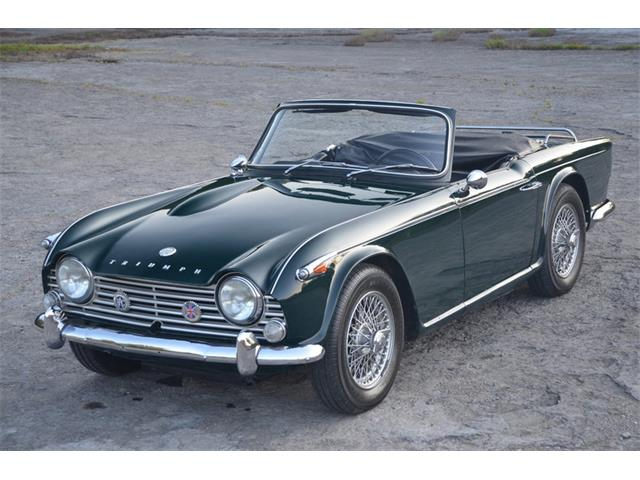 Picture of '65 TR4 - O6XY