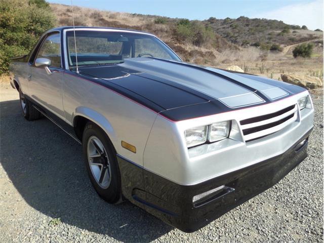 Picture of '85 El Camino - O6Y1