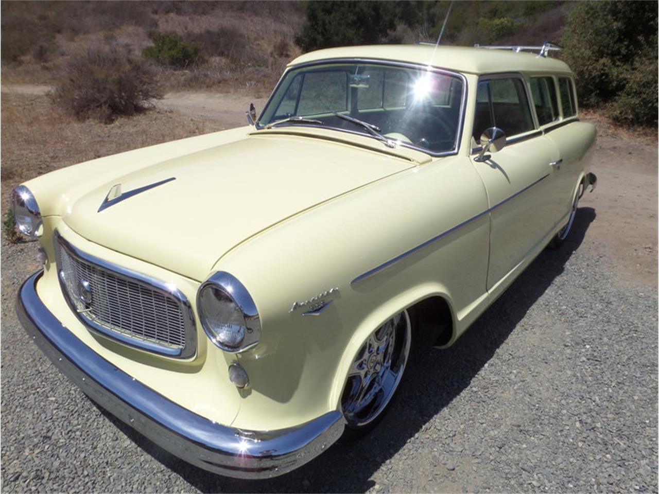 Large Picture of '59 American - O6Y4