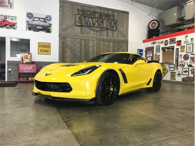 Picture of 2017 Chevrolet Corvette located in Grand Rapids Michigan Offered by  - O6YC