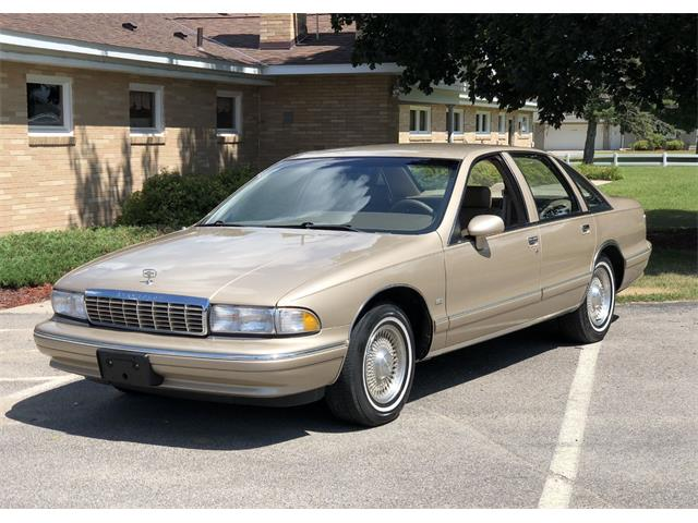 Picture of '93 Caprice - O6YT