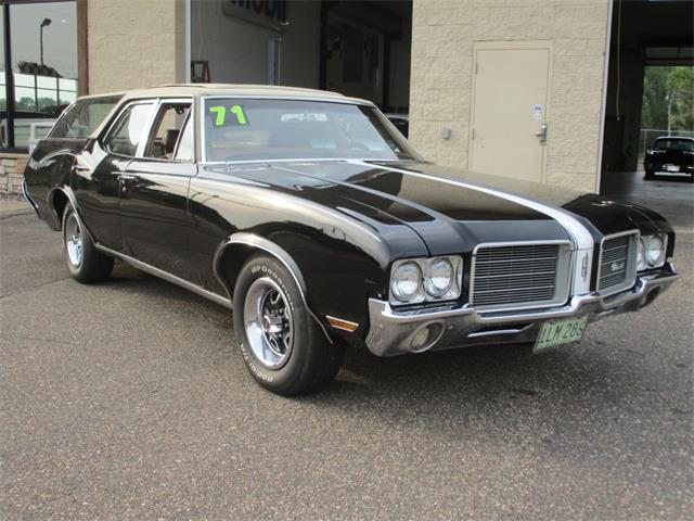 Picture of '71 Oldsmobile Custom Cruiser Offered by  - O6Z5