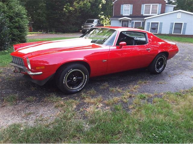 Picture of '71 Chevrolet Camaro Offered by  - O6ZC