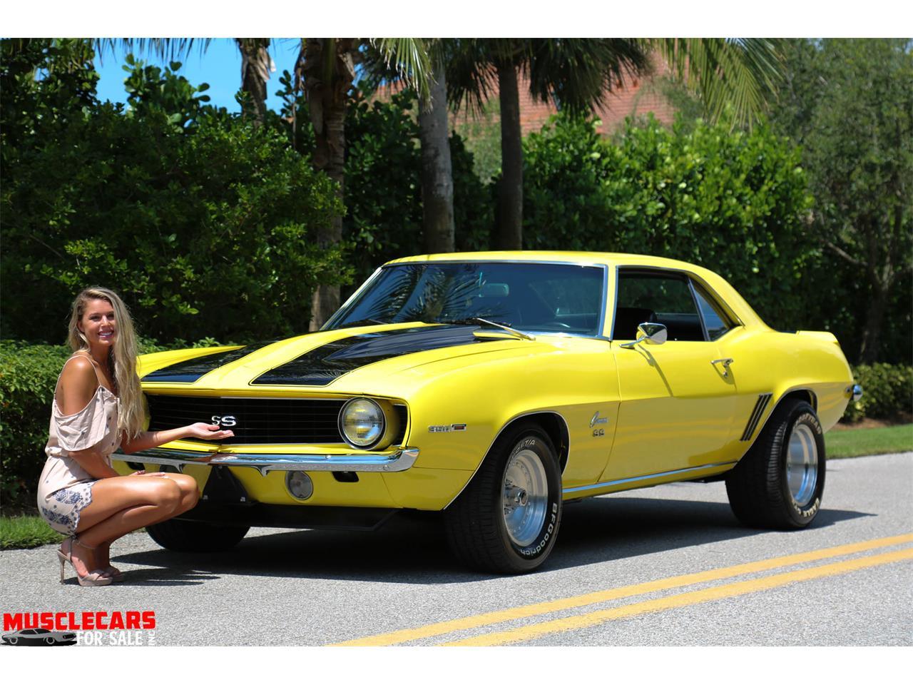 1969 Chevrolet Camaro Ss For Sale Classiccars Com Cc 1128806