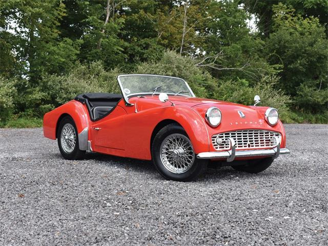 Picture of '63 TR3B - O70G