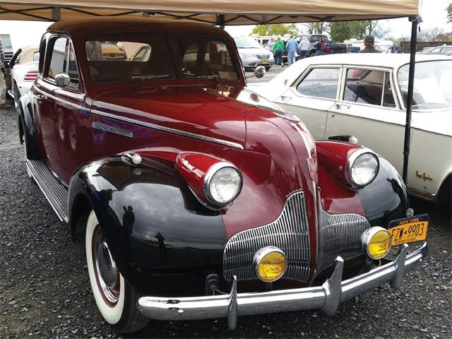 Picture of '39 Special Salesman Coupe - O70L