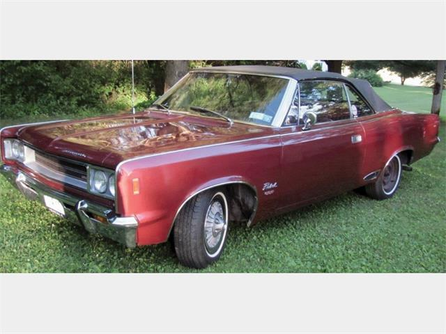 Picture of '68 Rebel SST Convertible - O70N