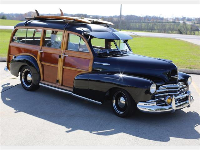 Picture of '47 Fleetmaster Station Wagon Custom - O712