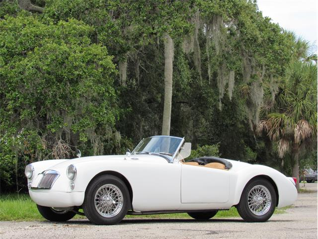 Picture of '57 MGA - O71C