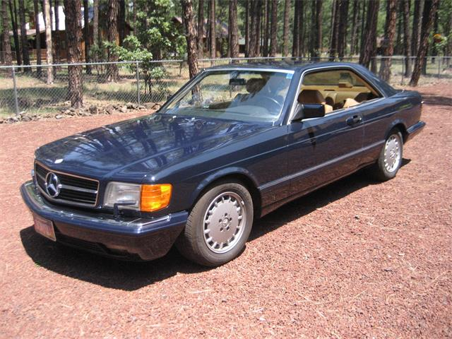 Picture of 1987 Mercedes-Benz 560SEC located in Arizona - $19,500.00 Offered by a Private Seller - O71K